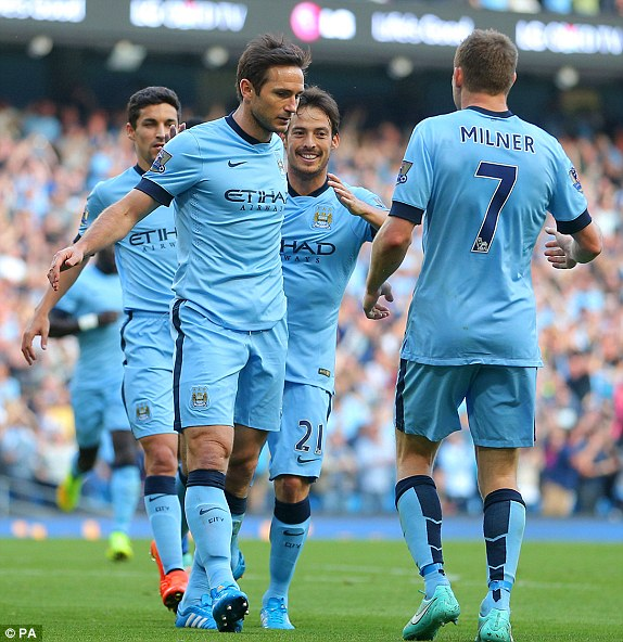 1411318297820 lc galleryImage Manchester City s Frank L