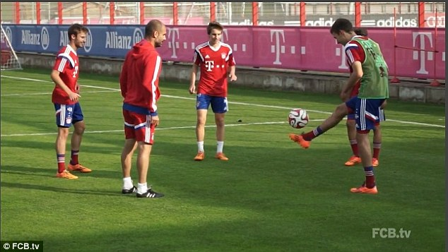 1411426399027 wps 66 bayern training video copy