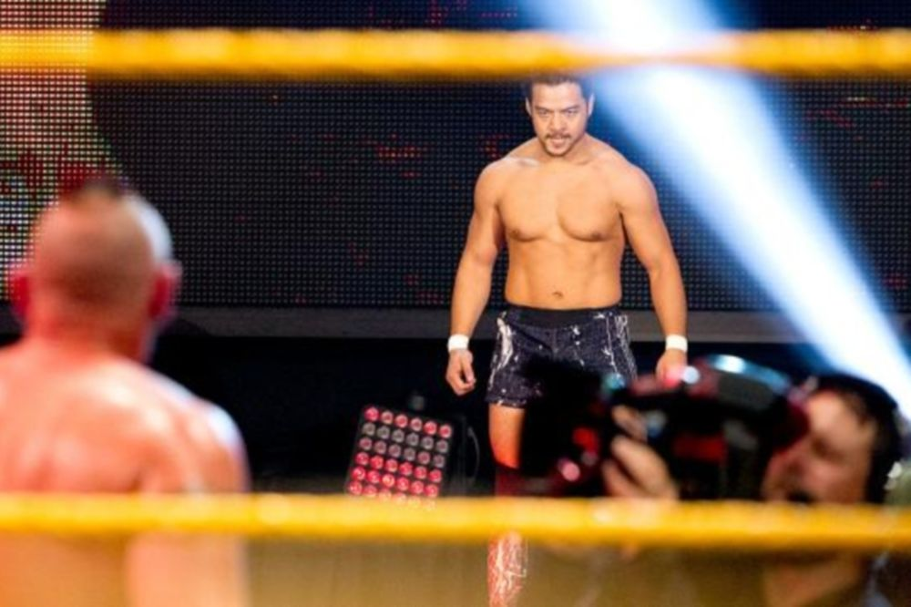 NXT: Πήρε εκδίκηση ο Hideo Itami (photos+videos)