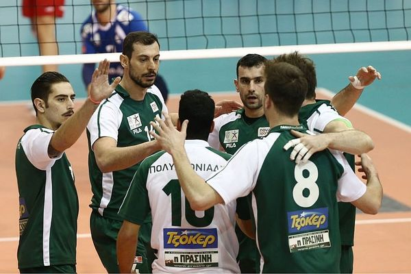 Volleyleague: Τα σενάρια για play off και play out