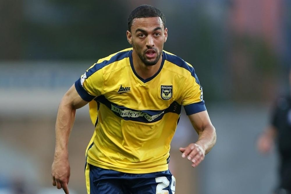 The… Roofe is on fire! (video)