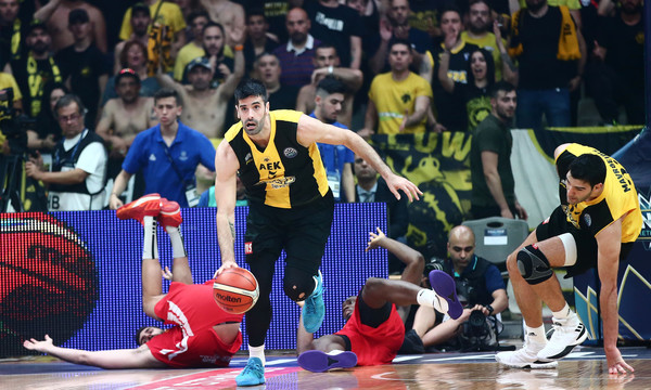 Basketball Champions League: Έτσι προκρίθηκε η ΑΕΚ (video)