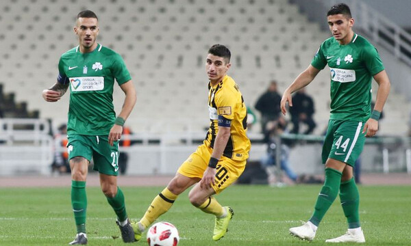 Live Chat Παναθηναϊκός-ΑΕΚ 3-2 (τελικό)